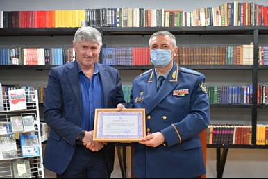 Издательство «Вече» безвозмездно передало 1,5тысячи книг для заключенных столицы иМосковской области